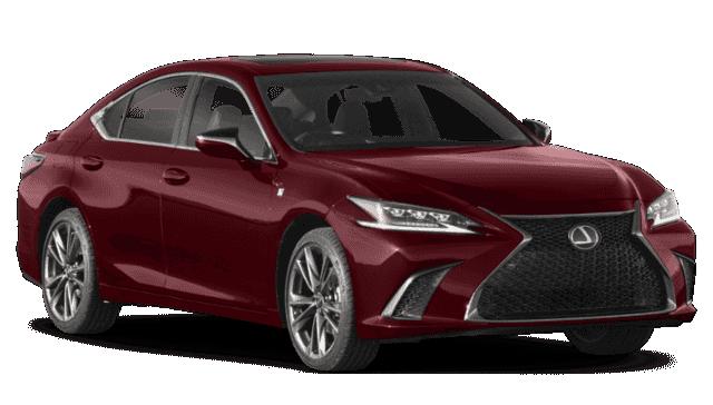 2019 Lexus ES copy