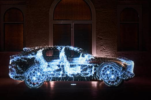 Lexus is the Design Miami/ Automotive Sponsor