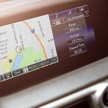2019 Lexus GS Technology