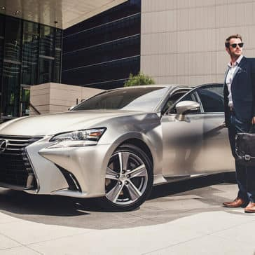 2019 Lexus GS Parked