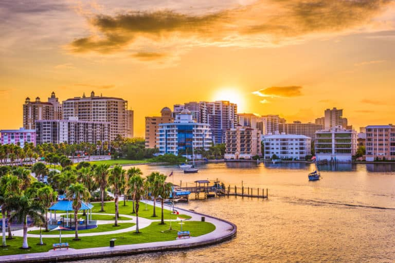 Sarasota the Best Place to Retire for Second Year in a Row