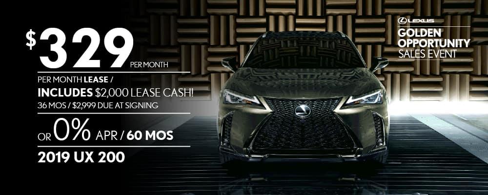 Lexus Lease Offers >> New Lexus Vehicle Special Offers Sarasota S Best Deals