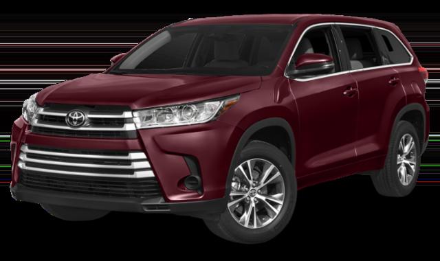 2019 Toyota Highlander copy