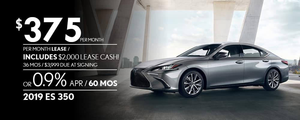 Lexus Lease Deals >> New Lexus Vehicle Special Offers Sarasota S Best Deals