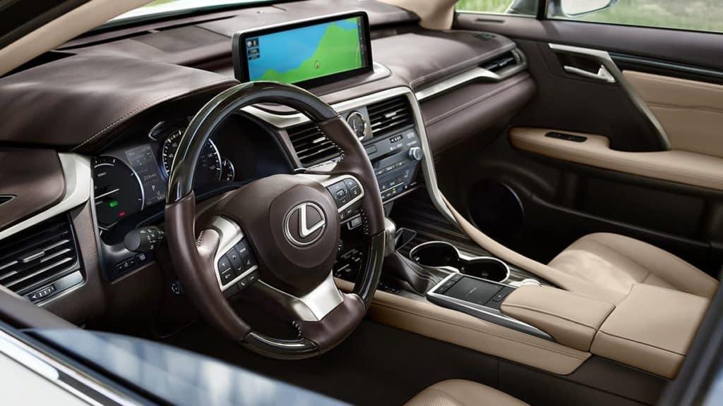 Lexus RX 350 parchment