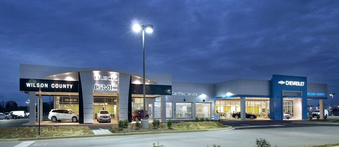 Car Dealerships Open Today >> Wilson County Chevrolet Buick Gmc New And Used Car Dealer