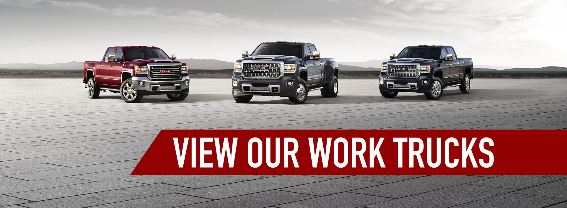 GMC Work Trucks