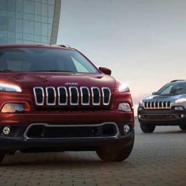 2018 Jeep Cherokee Pair