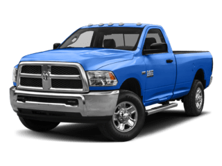 2017 Ram 2500 Blue