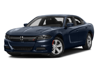 2017 dodge charger Blue