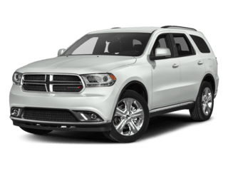 2017 dodge durango white