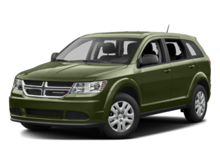 2017 dodge journey green