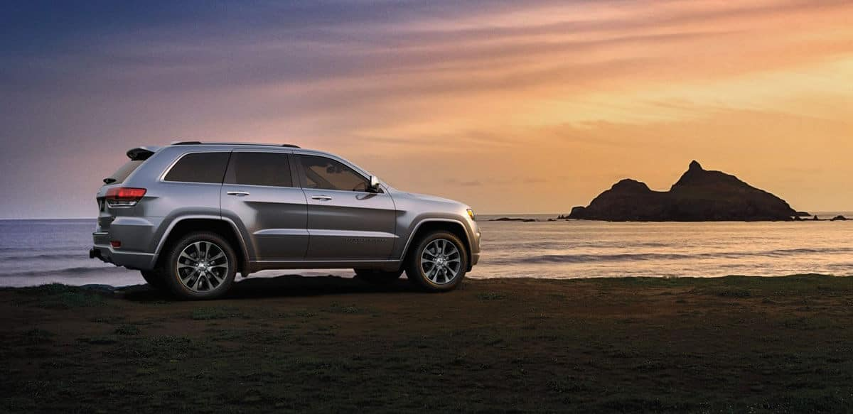 2018 Jeep Grand Cherokee Beach