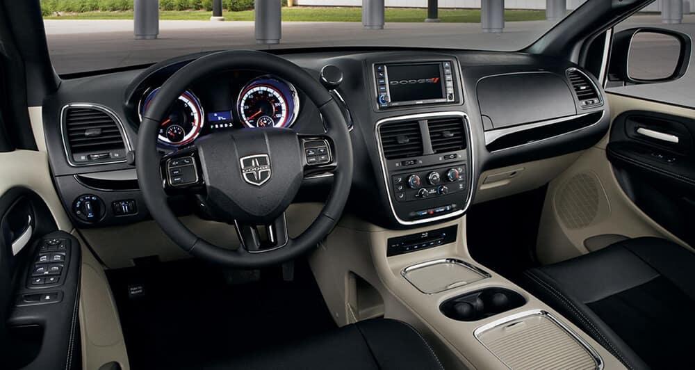 2017 Dodge Grand Caravan Dash