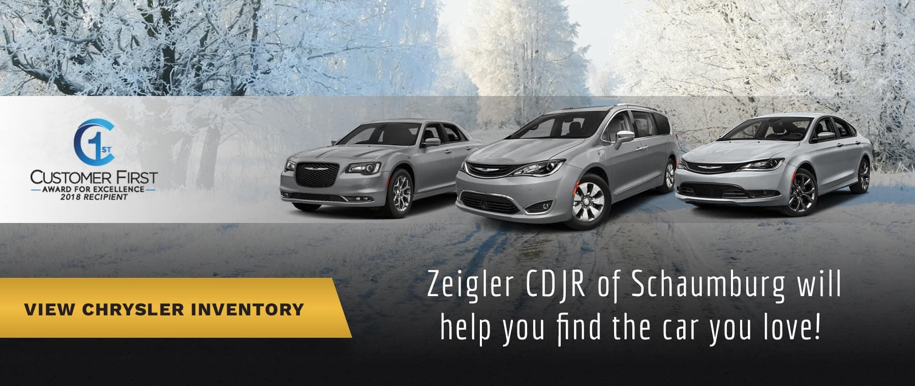 Customer First Chrysler Image