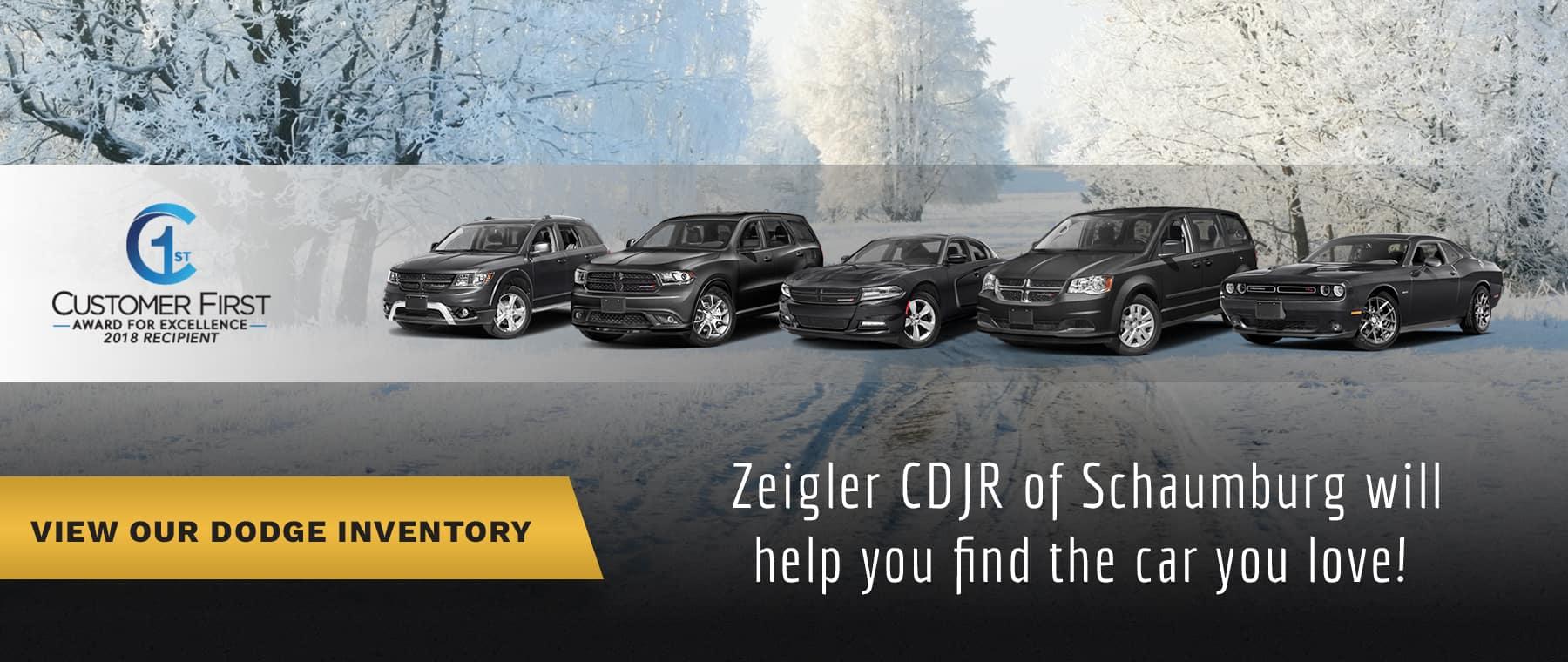 Customer First Dodge Image
