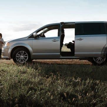 2018 Dodge Grand Caravan Open Doors