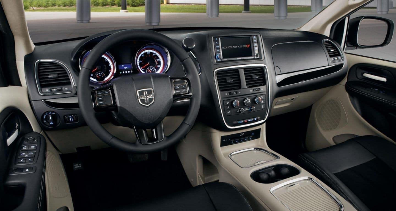 2018 Dodge Grand Caravan Steering Wheel