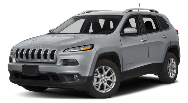 2018 Jeep Cherokee Gray