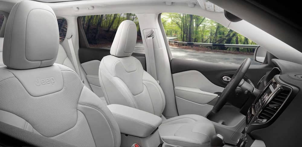 2019 Jeep Cherokee Seats