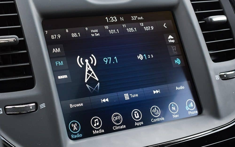 What Is the Uconnect® System? | Zeigler Chrysler Dodge Jeep