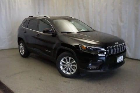 Shop the New 2018 Jeep Cherokee!