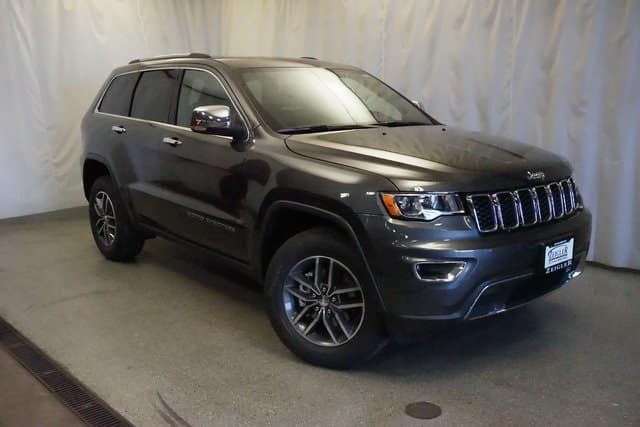Shop the New 2018 Jeep Grand Cherokee!