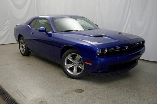 Shop the New 2018 Dodge Challenger!