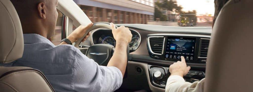 2018 Chrysler Pacifica Technology