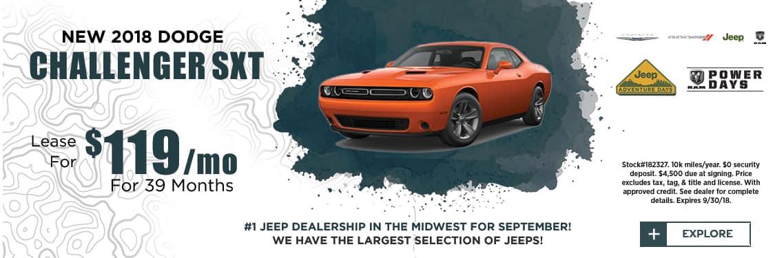 Dodge Challenger Rebate
