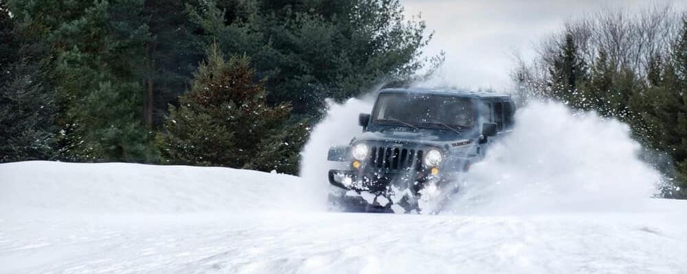 Jeep In Snow >> How To Prepare Your Car For Winter Zeigler Chrysler Dodge