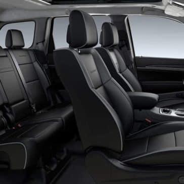 2019 Jeep Grand Cherokee Seating