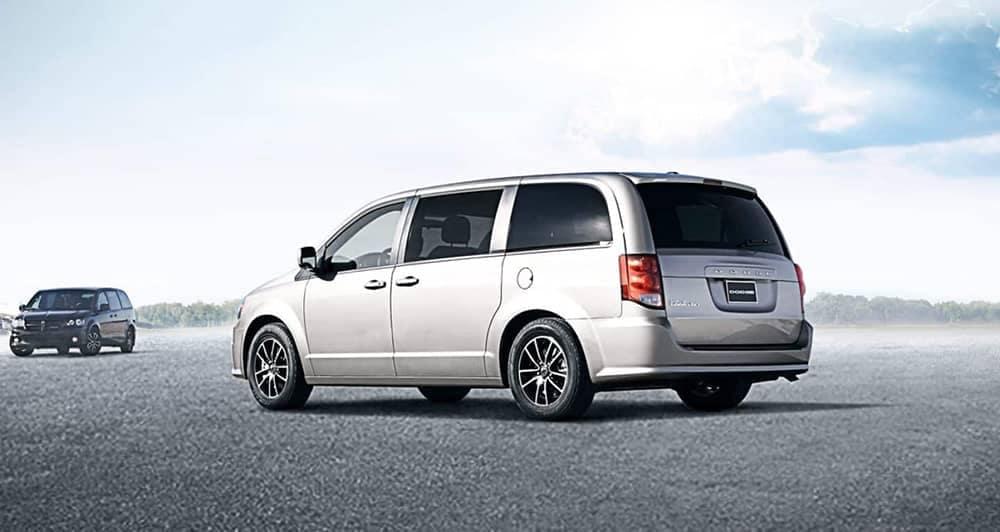 2019 Dodge Grand Caravan Rear