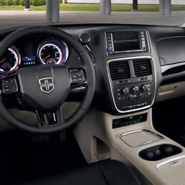 2019 Dodge Grand Caravan Dash