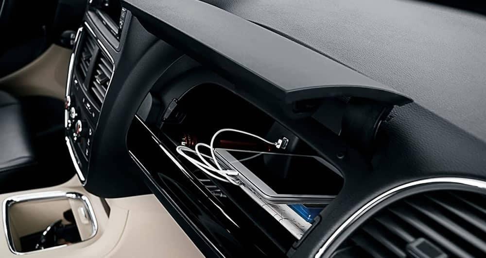 2019 Dodge Grand Caravan Glovebox