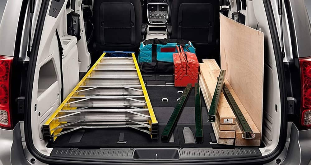 2019 Dodge Grand Caravan Cargo