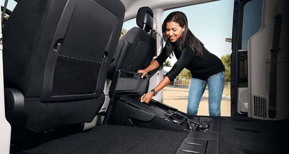 2019 Dodge Grand Caravan Space