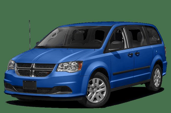 2019 Dodge Grand Caravan Blue