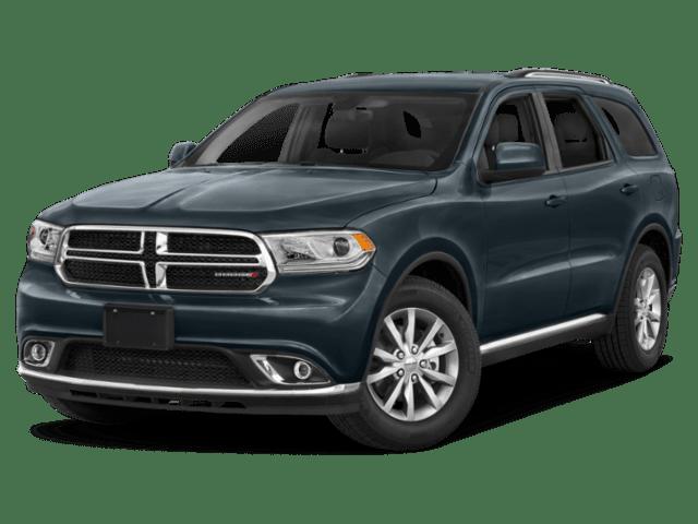 2019 Dodge Durango in charcoal blue