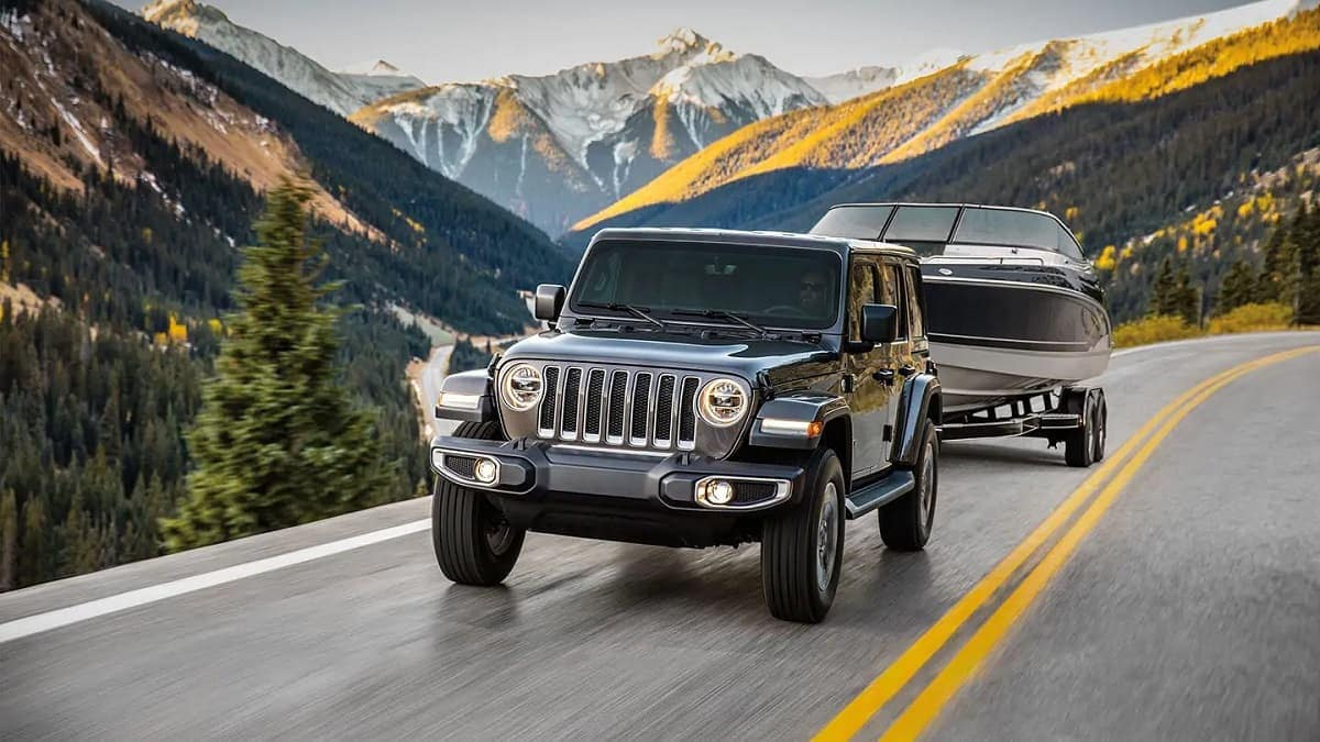 How Much Can The 2019 Jeep Wrangler Tow Zeigler Chrysler
