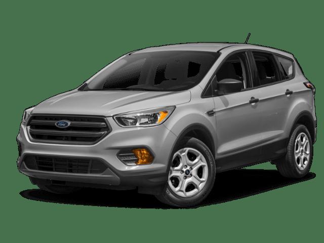 2019 Ford Escape in silver