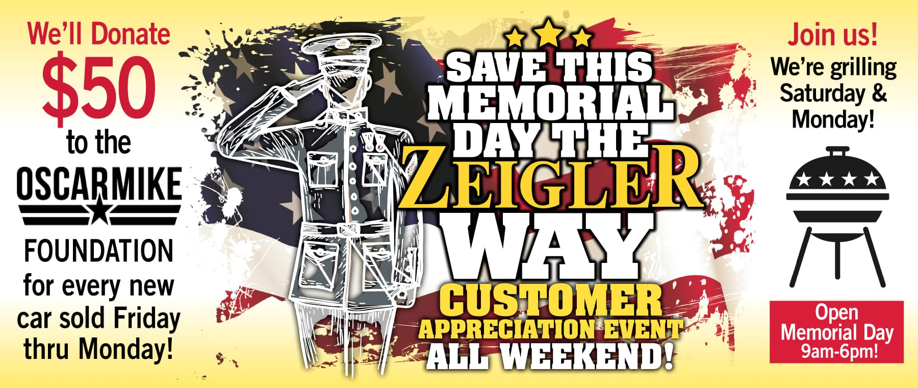 Zeigler Customer Appreciation