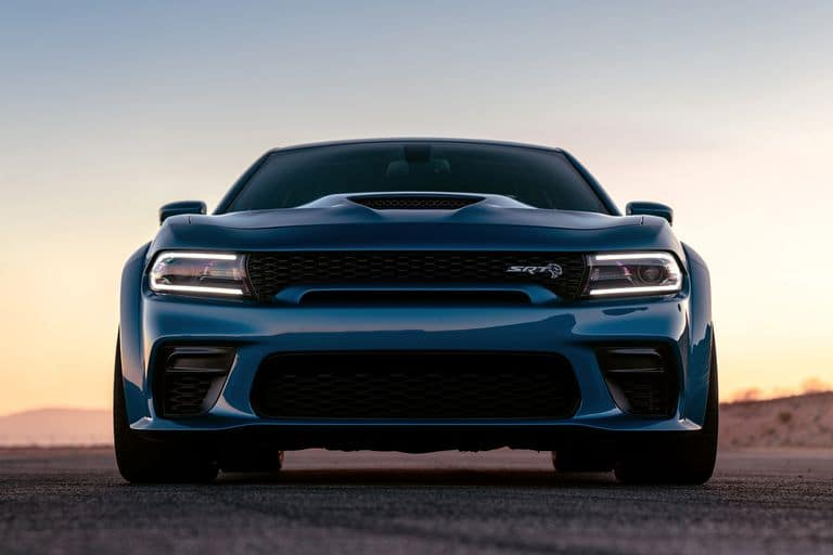picture of 2020 dodge charger
