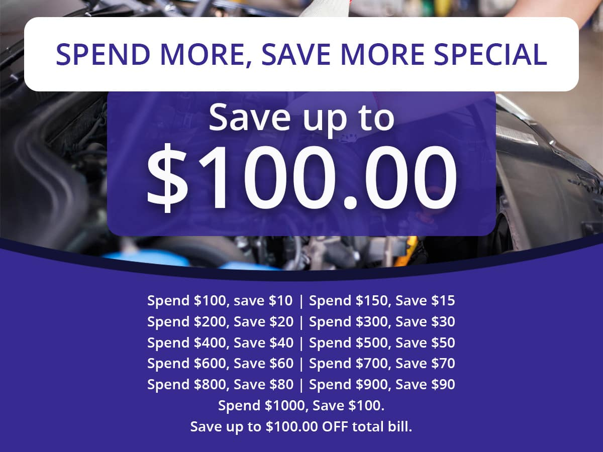 Add & Save Special