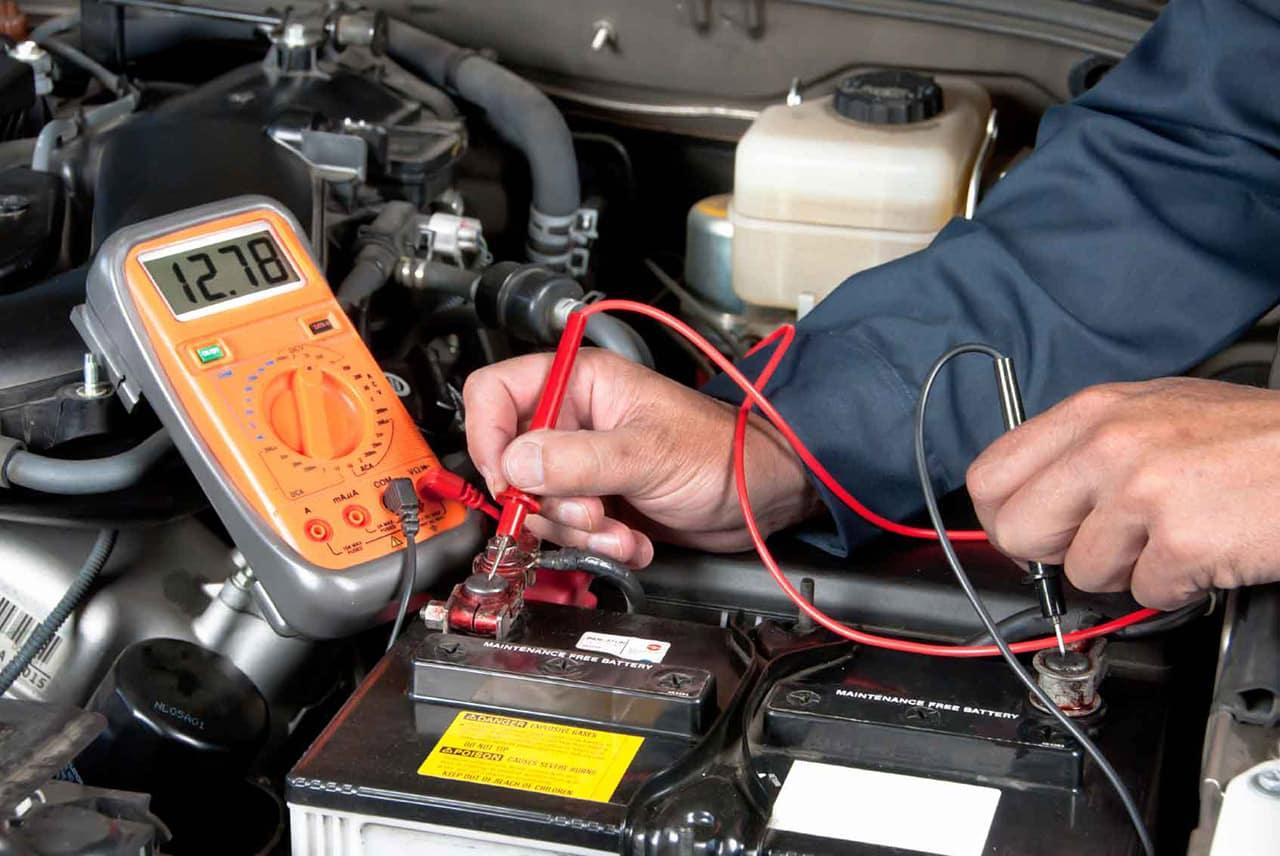 chrysler battery service