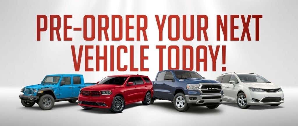 Preorder your car at Zeigler CDJR Schaumburg